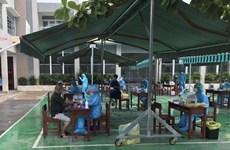 Дананг развернул еще один полевой госпиталь для лечения COVID-19