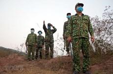 Пограничники усилили контроль за границей, чтобы предотвратить незаконный въезд во Вьетнам