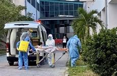 Пациент № 428, имеющий тяжелую фоновую болезнь и инфицированный COVID-19, умер от инфаркта миокарда