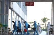 Все пациенты с COVID-19, вернувшиеся из Экваториальной Гвинеи, демонстрируют улучшение состояния здоровья
