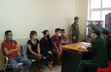 Вьетнамские и китайские граждане были арестованы за незаконный въезд
