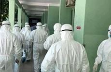 Отважные врачи направляются в Дананг, чтобы бороться с пандемией