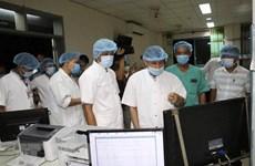 Заместитель министра здравоохранения: тестирование антител на наличие инфекций