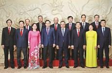 Партийный комитет PetroVietnam преодолевает трудности последних 5 лет