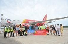 Thai Vietjet открыла свой 10-й внутренний маршрут в Таиланде