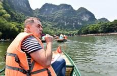 Книга российского эксперта «Вьетнам на взлёте» вносит свой вклад укрепление дружбы между Вьетнамом и РФ