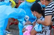 На утро 10 августа Вьетнам не зафиксировал новых случаев COVID-19