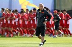 Вьетнам готовится к отборочным матчам ЧМ-2022