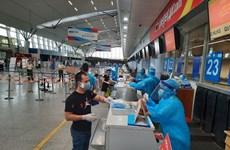 Авиакомпания Vietjet доставила более 800 пассажиров из эпицентра пандемии Дананга домой