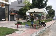 В городе Хайзыонг вводятся меры социального дистанцирования после подтверждения трех случаев заболевания COVID-19