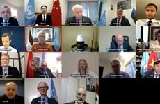 Вьетнам призывает обеспечить безопасность для продвижения политических решений в Сирии
