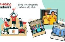 Кампания призывает детей находить развлечения дома на фоне COVID-19