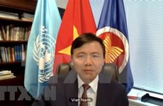 Вьетнам призывает к более тесному сотрудничеству в борьбе с терроризмом