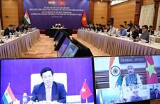 Вьетнам и Индия провели 17-е заседание совместной комиссии