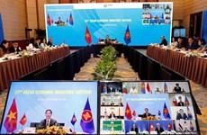 Завершение инициатив Вьетнама помогает укрепить внутреннюю мощь АСЕАН