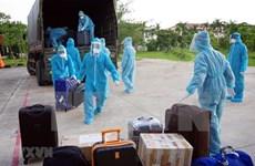 Около 350 вьетнамцев доставлены домой из Европы и Африки