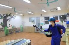 Вьетнам зарегистрировал еще 2 новых случая COVID-19