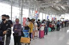 240 вьетнамских граждан были благополучно доставлены домой c Филиппин