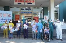 Вьетнам не зафиксировал новых случаев COVID-19, еще 38 пациентов полностью выздоровели