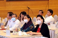 Председатель НС присутствовала на репетиции AIPA-41