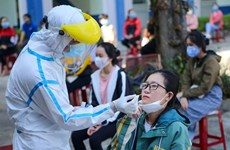 На утро 8 сентября Вьетнам не зафиксировал новых случаев COVID-19