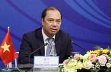 Повестка дня 53-го заседания министров иностранных дел стран АСЕАН