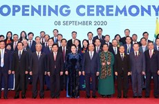 Открылась 41-я Генеральная Ассамблея Межпарламентской Ассамблеи АСЕАН