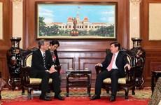 Власти Хошимина пообещали поддерживать отношения с Японией