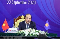 Совместное коммюнике AMM 53 признает инициативы и предложения Вьетнама в 2020 году