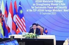 Вице-премьер подчеркнул важность женщин в продвижении устойчивого мира