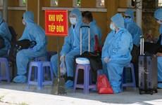 Вьетнам зафиксировал еще один импортированный случай COVID-19