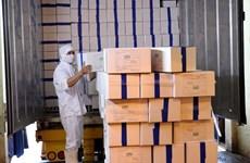 Вьетнам экспортирует первую партию креветок в ЕС в рамках EVFTA