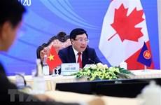 Канадский эксперт высоко оценивает Вьетнам как председателя АСЕАН