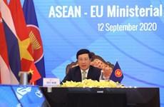 АСЕАН активизирует сотрудничество с ЕС и Индией
