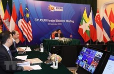 Посол ЕС в АСЕАН высоко оценивает усилия Вьетнама по организации AMM 53 и соответствующих встреч