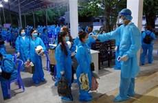 На утро 15 сентября Вьетнам не зафиксировал новых случаев COVID-19