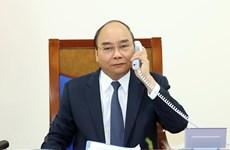 Премьер-министр Вьетнама и канцлер Германии провели телефонные переговоры