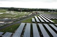 Анжанг: Начало работ по второму этапу солнечной электростанции Шаомай