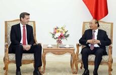 Премьер-министр приветствует нового странового директора АБР