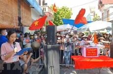 В течение 17 дней подряд во Вьетнаме не было зарегистрировано ни одного случая COVID-19 в обществе