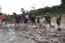 Шторм Ноул причинил большой ущерб в центральных провинциях