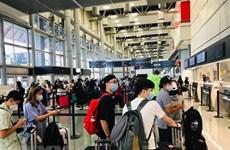 Более 340 вьетнамских граждан были благополучно доставлены домой из США