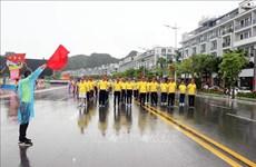 Более 2.200 человек принимают участие в Олимпийском дне бега
