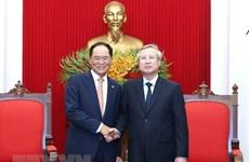 Вьетнам и РК укрепляют двусторонние отношения в новой ситуации