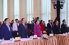 Председатель НС высоко оценила результаты патриотических движений  Канцелярии НС