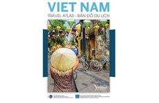 Атлас путешествий во Вьетнаме был переиздан для обновления туристической информации для путешественников