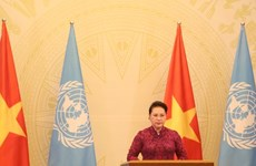 Выступление председателя НС на заседании высокого уровня ГА ООН