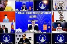 Министры финансов АСЕАН встретились онлайн