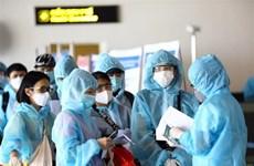 Еще больше вьетнамских граждан были благополучно доставлены на родину  из-за границы