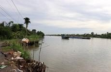 В провинции Дельта Меконга ухудшается состояние реки и эрозия каналов